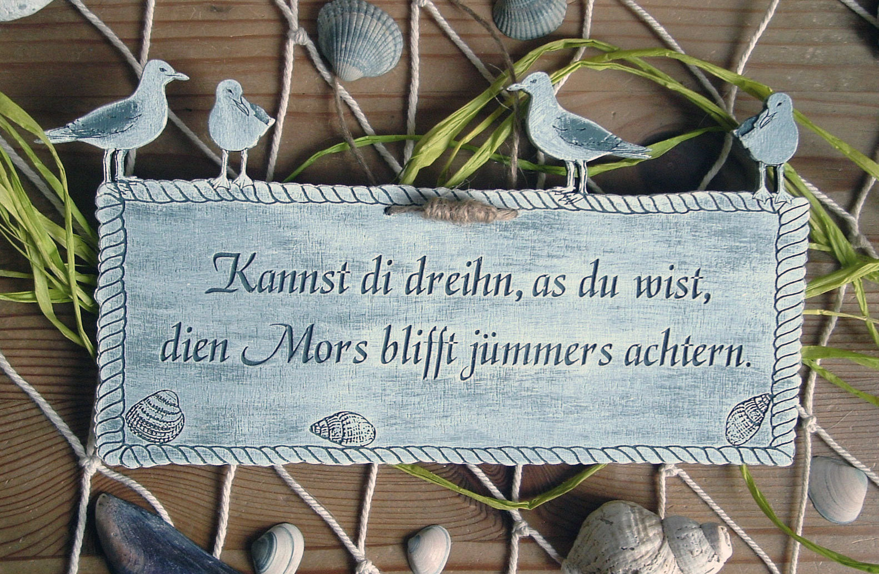t rschild plattdeutsche spr che holzgravur plattd tsch. Black Bedroom Furniture Sets. Home Design Ideas