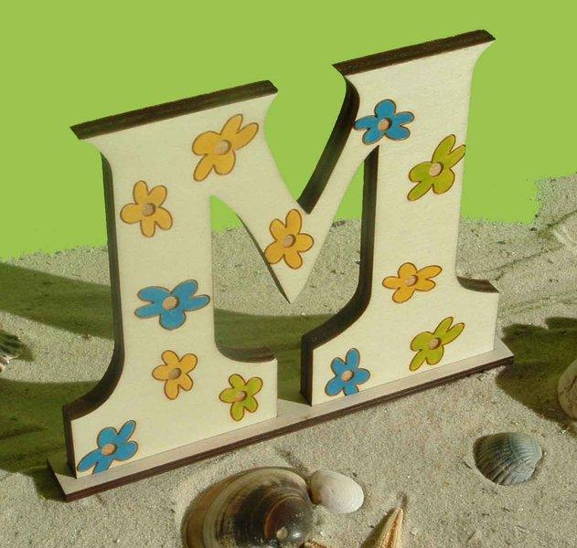 Sommer Buchstaben Dekoration Holz zum Aufstellen - Lütte Welt